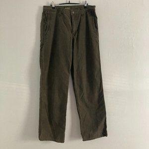 Eddie Bauer Carpenter Canvas Work Pants Men's